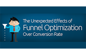 The Unexpected Effects of Funnel Optimization Over Conversion Rate