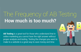 The Frequency of A/B testing - How Much Is Too Much?