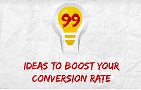 99 ideas to boost your conversion rate - part 1