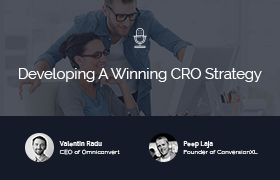 How To Develop A Winning Conversion Rate Optimization (CRO) Strategy