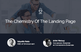 The Chemistry Of The Landing Page With Live Critiques