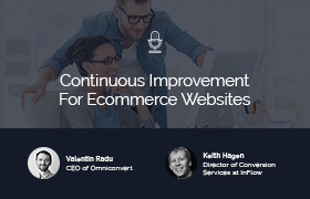 How To Sustain A Continuous Improvement For Your Ecommerce Website