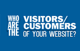 Who are the visitors of your website?